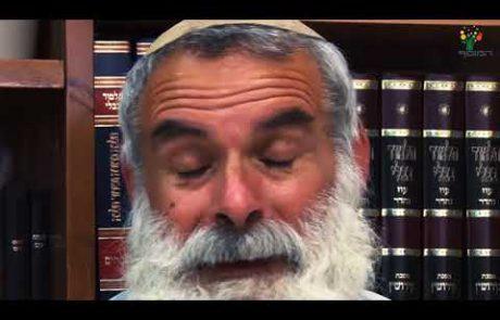הרב אביחי רונצקי- על הטלטלה הנפשית והלאומית לאחר מלחמה